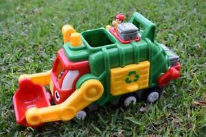 WOW Toys Flip 'n' Tip Fred Recycling Truck Toy Dulwich Hill Marrickville Area Preview
