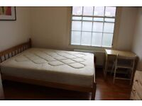 2 Double Rooms Available now - Only one stop from Bank Station