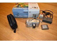 Canon Powershot S50 Digital Camera [5MP 3xOptical]
