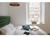 Brand New Studio Near Sloane Square- contemporary city living at its most convenient- move in now