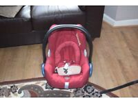 Replacement Seat Cover fits Maxi Cosi CabrioFix 0
