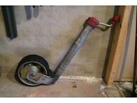 Alko Premium Jockey Wheel