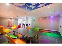 ► ► Camden ◄ ◄ creative OFFICE SPACE to let - under flexible terms