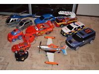 Boy cars toys