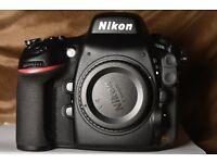 Nikon D800E - Mint ++++ condition (3300 shutter count)
