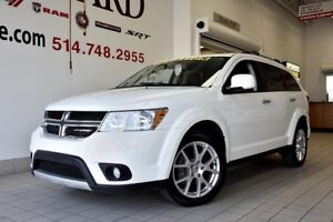2016 Dodge Journey R/T AWD CUIR + GPS + 7 PLACE