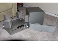 sony home cinema surround sound system 5+