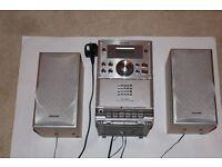 Mini Sony Stereo System