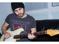 Experienced Guitarist/Songwriter is looking for a Singer/Songwriter