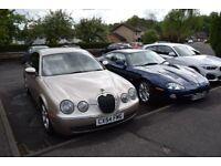 BEAUTIFUL S TYPE Jaguar For Sale