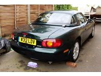 MAZDA MX5 SE Very low miles for year 1.8 (52K)