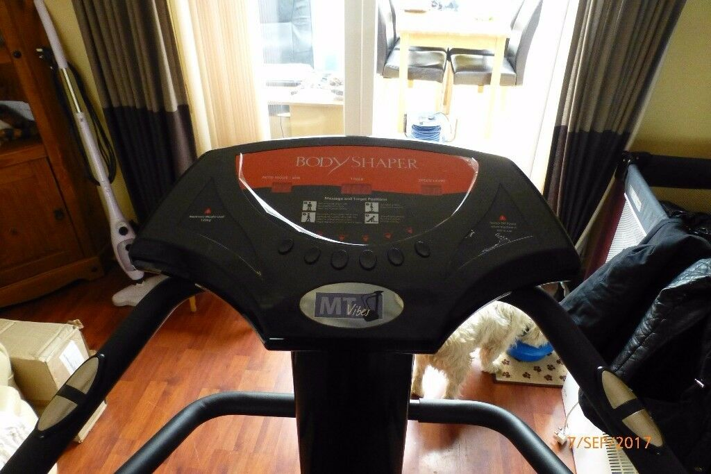 electric exercise vibrating machine