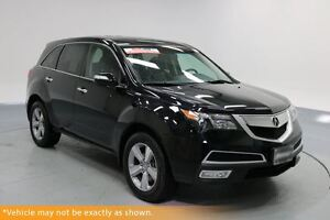 2013 Acura MDX AWD, 7 PASS, Backup Cam, Moon Roof, Heated Leathe