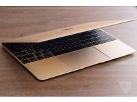 Faulty Macbook 12in For Sale