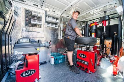 Mobile Tyre Assist - Franchise Opportunity - Gold Coast
