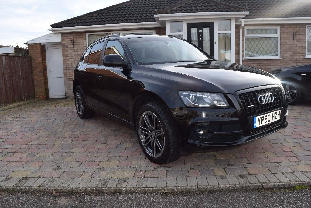 2010 audi q5 s line black edition 2 0 tdi quattro px swap. Black Bedroom Furniture Sets. Home Design Ideas