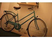 Ladies Bobbin 7 Speed Hybrid Bike Size 46CM