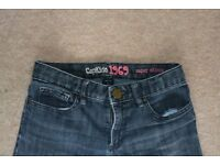 Jean's for age 12 - Gap, H&M, Hollister