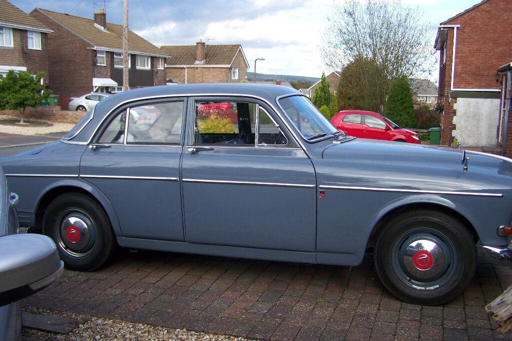 1962 Volvo Amazon 122s For Sale In Beddau Rhondda Cynon