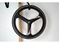 Specialized Carbon Tri Spoke REAR Wheel 700c Time Trial TT 3 £100