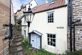 Robin Hoods Bay Stunning Cottage Overlooking Sea long term rental