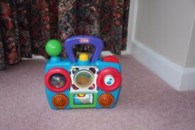 Little Tikes - Musical Activity Centre - From Nanna's Toy Box