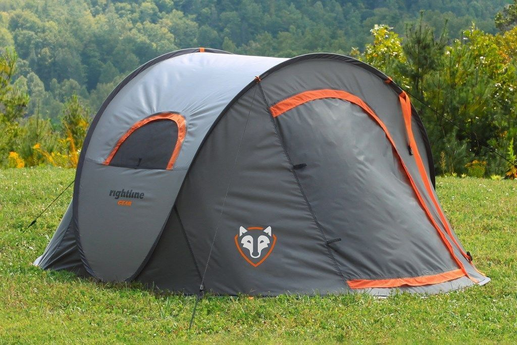 how to pack up a 2 man pop up tent