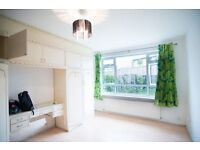 Do you need to move in asap? Double room from 160pw avialable now in North West London!!!