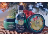 The Body Shop Spiced Apple Collection worth £36!!