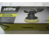Challenge Xtreme Dual Action Car Polisher