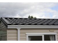 Tile Effect Roofing Sheets - Versatile 1100/1000 - Plastisol Coated - Assorted Colors