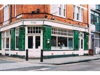 Waiting Staff required for awesome, busy neighbourhood restaurant! Great rates of pay!