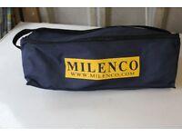 Milenco Aero flat towing mirrors
