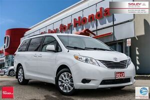 2012 Toyota Sienna LE ALL WHEEL DRIVE
