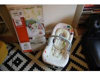 Mamas and papas Timbuktales baby bouncer chair