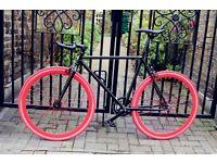 SALE ! GOKU cycles Steel Frame Single speed road bike TRACK bike fixed gear fixie CX15