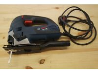 Bosch GST75BE Pendulum Action Jigsaw 650 Watt & SDS Blade Change