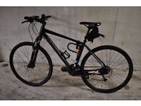 Specialized Crosstrail Sport Disc 2014 with accessories - Excellent Condition - £350 ONO