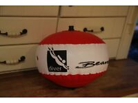 Round Surface Marker Buoy + 50M Reel