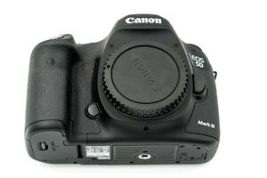 Canon 5D MKiii and three L lens