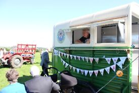 Wedding Catering Business with Catering Trailer and £100,000 of Bookings