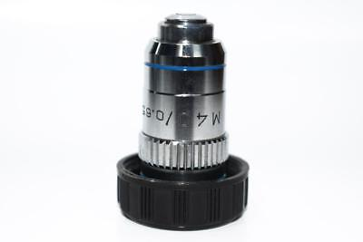 Metallurgical Objective Microscope Objective Metallograph Reflected Light M 40x