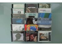 18 Jazz Piano cds - Classic & Modern