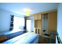 PERFECT MASSIVE TWIN ROOM TO OFFER WITH A COSY BALCONY IN CENTRAL LONDON CLOSE TO MARYLEBONE ST. 5W