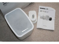 A WorkNeo 40i Speaker in White. Never used.