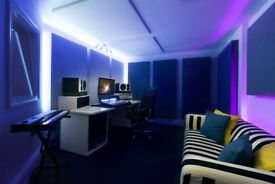 High Spec Music Studio from £350 per month - Production - Recording