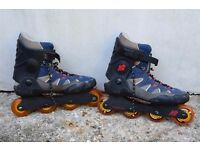 Inline Roller Skates K2 Ascent-M size UK 10,5