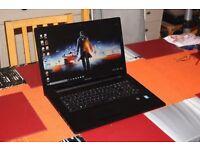 "17"" Lenovo laptop 4 GB RAM , 1 TB HDD, DVD, Windows 10 - good condition"