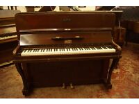 Berry upright piano, tuned and sounding good. Can deliver uk wide