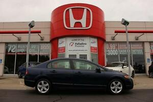 2007 Honda Civic Sedan EX- SUNROOF+ CLOTH INTERIOR+ WELL MAINTAI